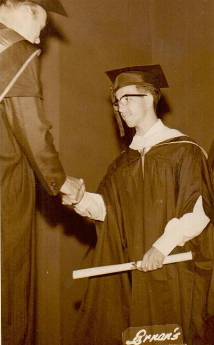 Graduation-Ateneo 1968