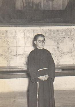Seminarista at 13 years of age