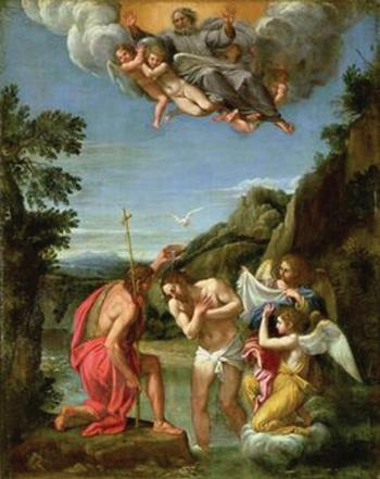 Francesco Albani's 17th century painting