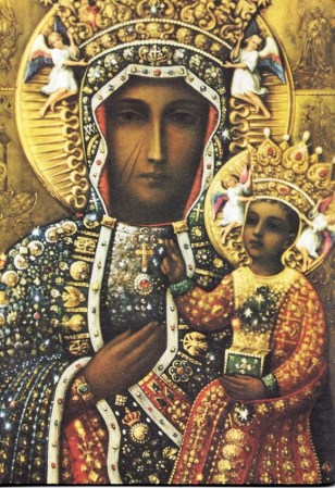 1)  Our Lady of Czestochowa