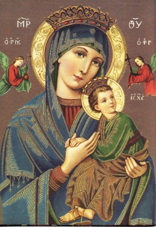6)  Our Lady of Perpetual Help