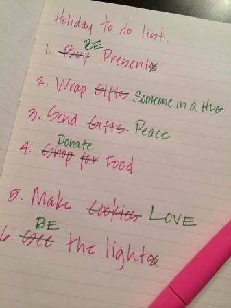 Holiday List