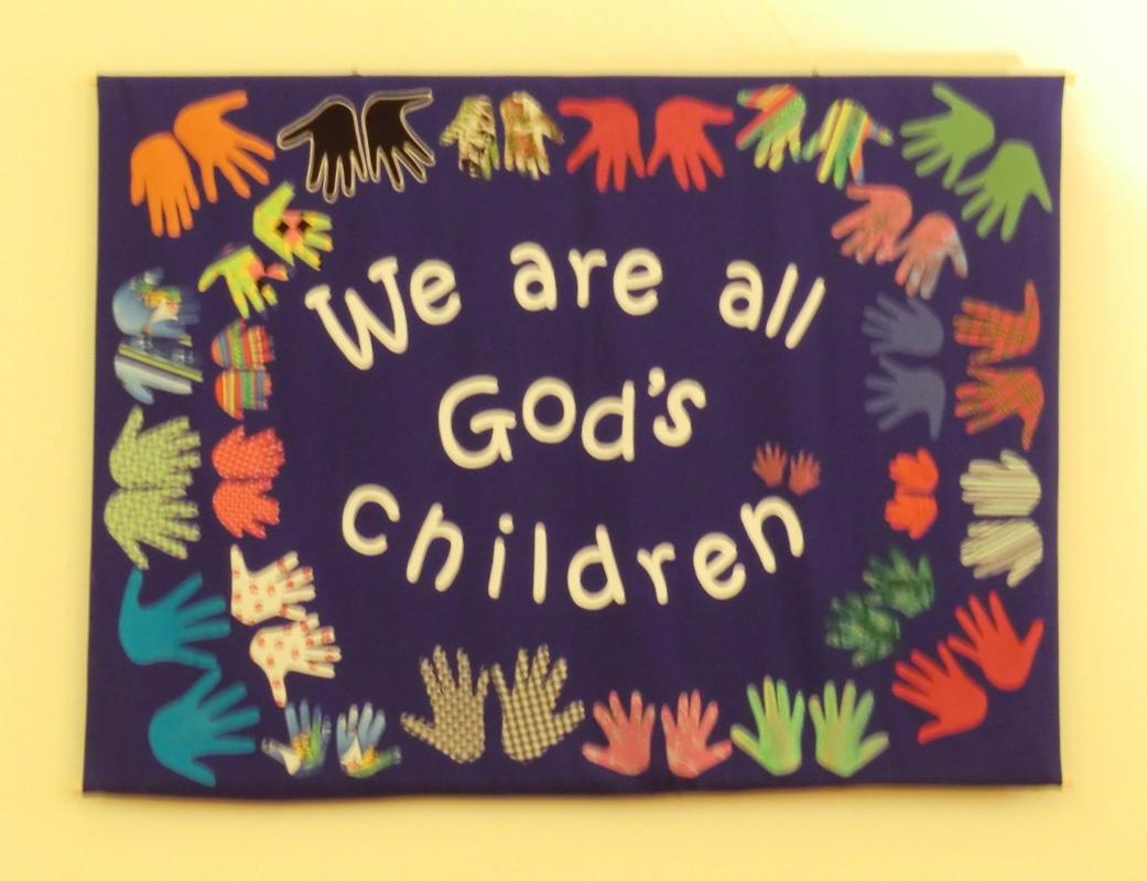 we are all gods children verses