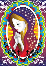 Blessed Mama Mary